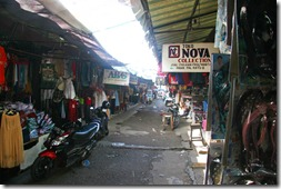 The Market in Pelabuhan Ratu